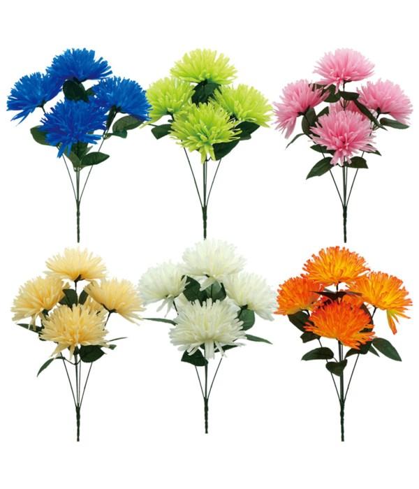 5-head flower astd clr 72s