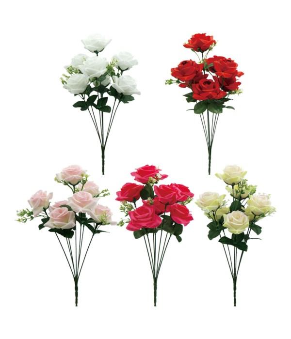 7-head flower astd clr 72s