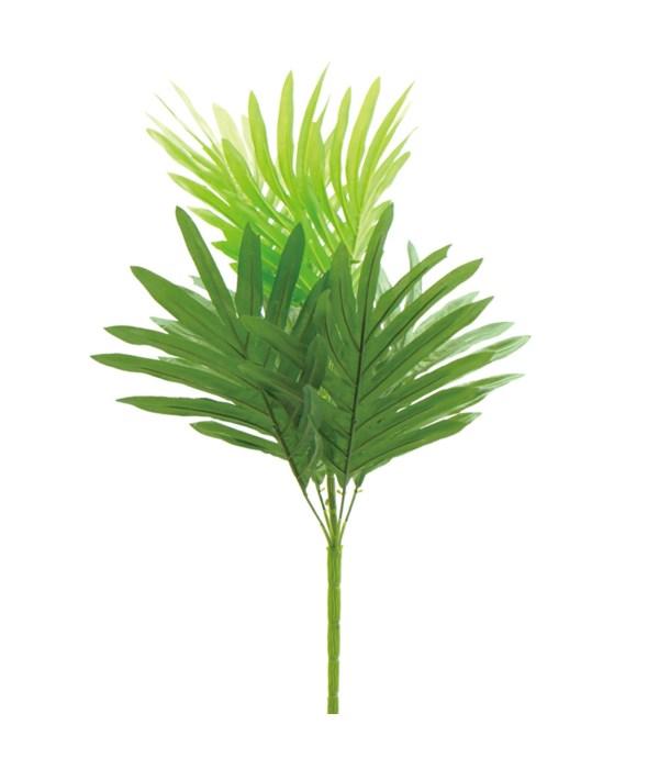 """22"""" 9-stem green leaves 72s"""