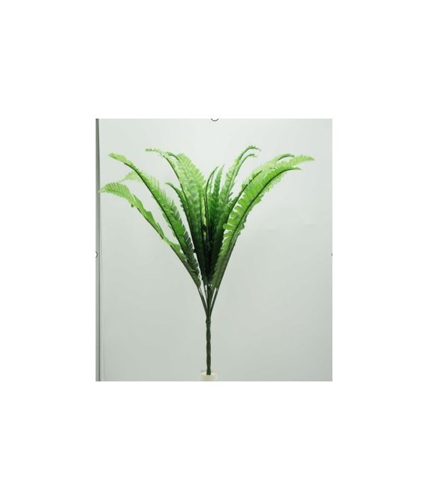 "22""/18-stem green plant 72s"