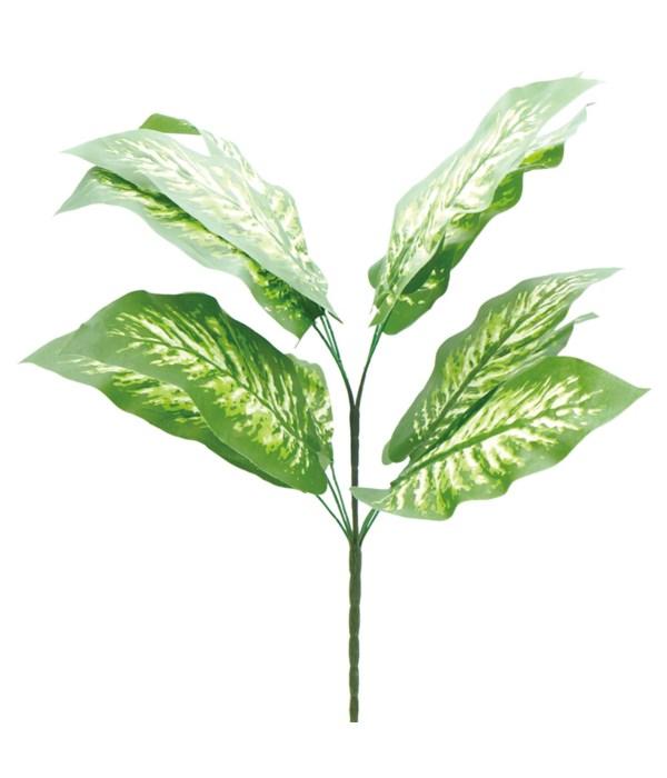"25""/12-stem green plant 72s"