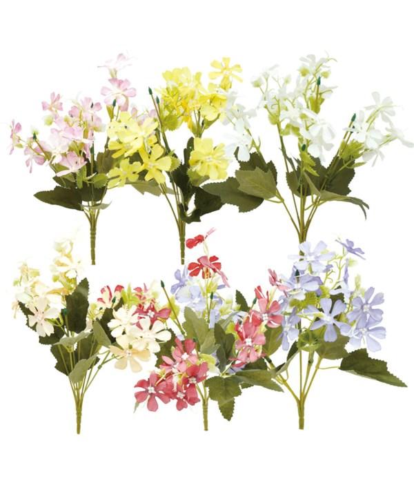 "11"" 5-head flowers astd 72s"
