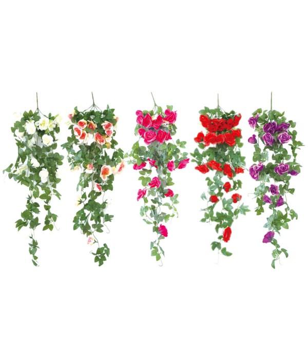 "36"" 18-roses vine astd 24/144s"