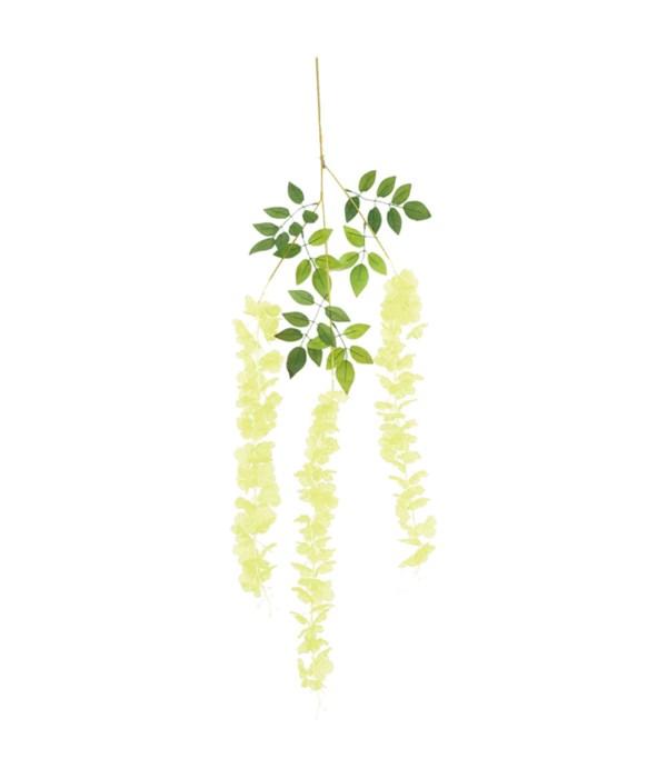 "44""flower vine yellow 120/360s"