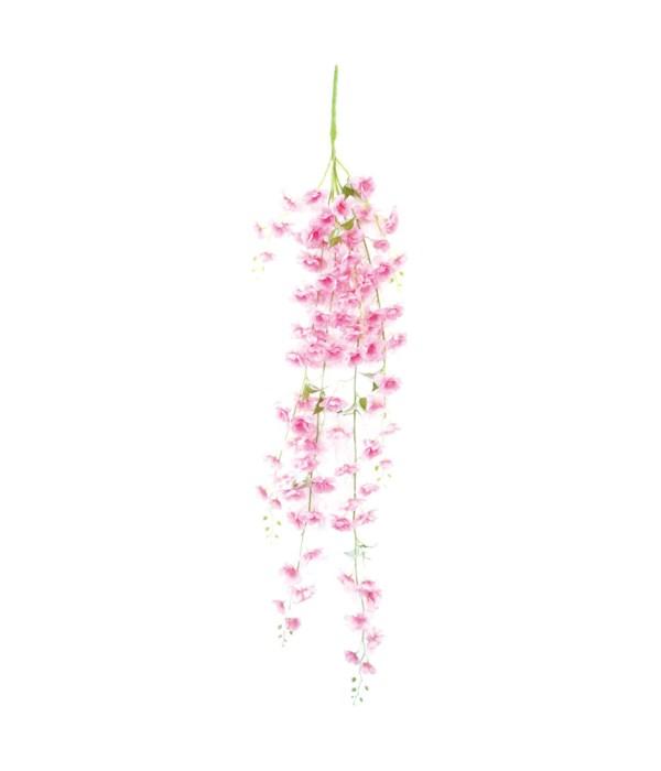 """55"""" flower garland astd 12/144"""