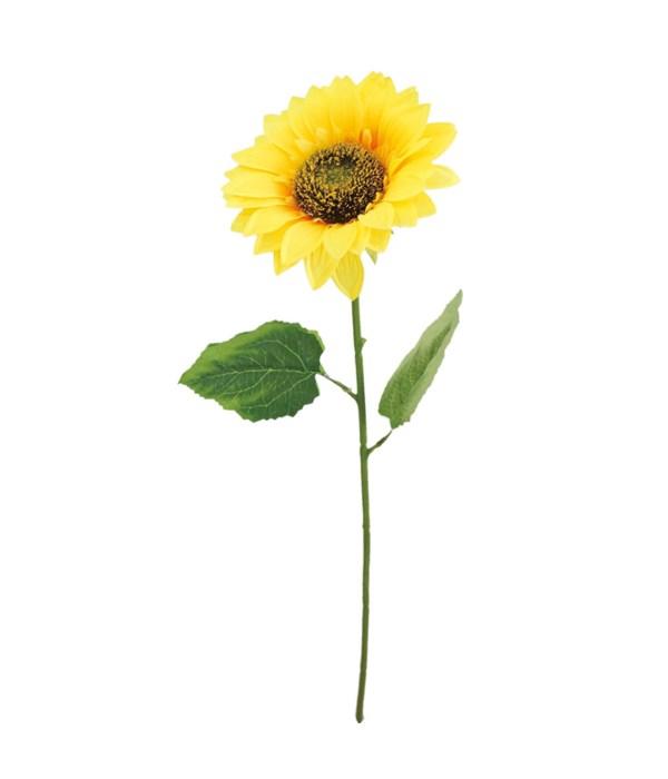 "6x27""h sunflower 72s"
