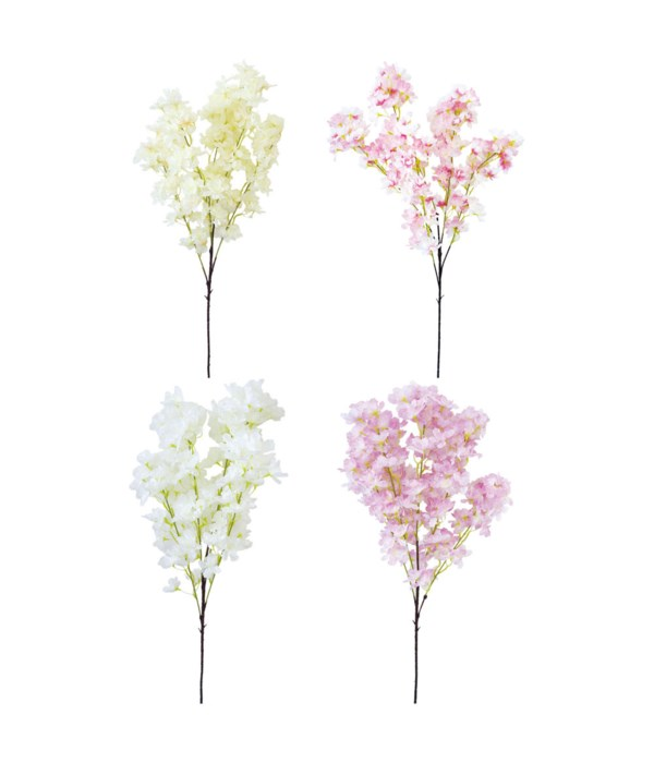 "40"" 80-flowers bunchpink24/144"