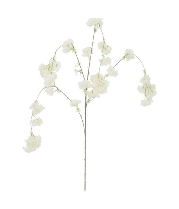 "55"" flower branch pink 24/144s"