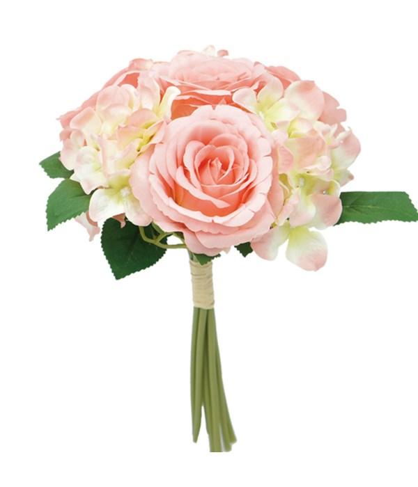 "12"" bouquet pink 24/120s"