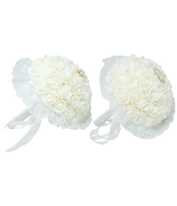 wedding bouquet 6/48s