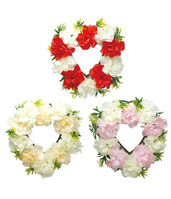 flower wall deco 6/48s