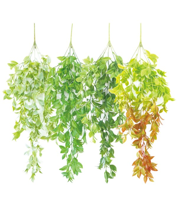 """30""""/5-branch leaf vine 24/144s"""