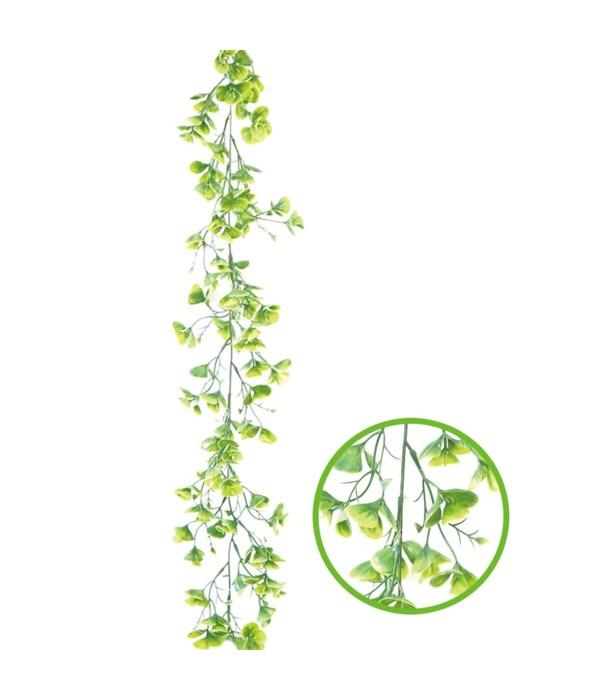 5.9ft leaf garland 24/144s