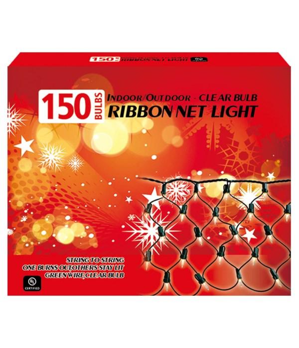 150L ribbon net light UL 12s