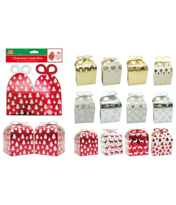 2ct gift box foldable 72/720s