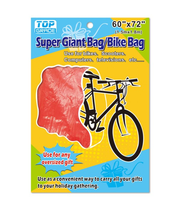 "bicycle bag 60x72""/48s"