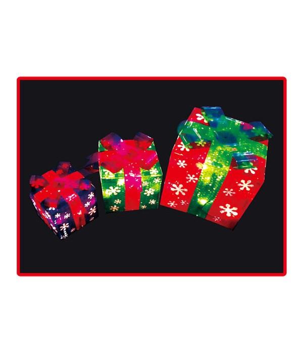 50L gift box set 6's