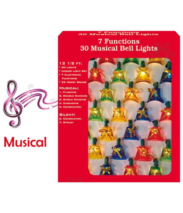 30L musical light multi UL 12s