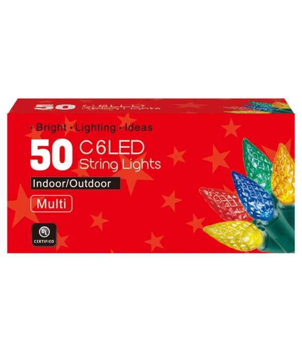 50L LED light multi UL 24s