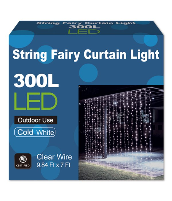 string fairy curtain light 6s