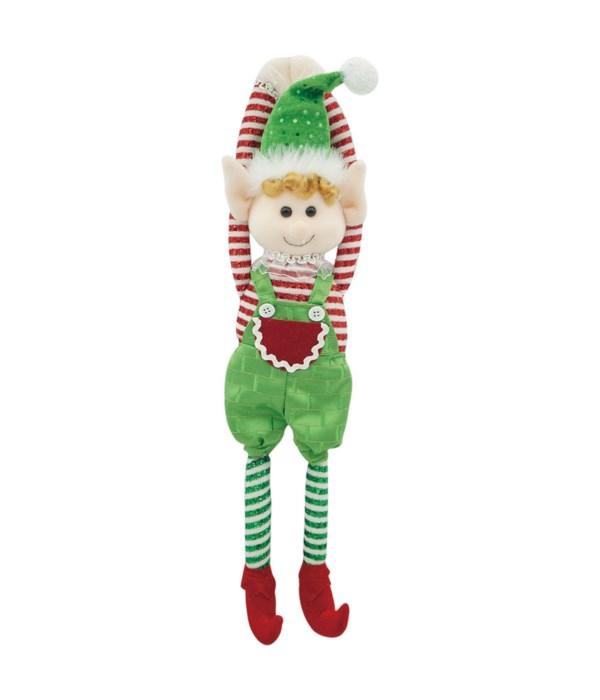 """22"""" Hanging Elf 6/36s"""