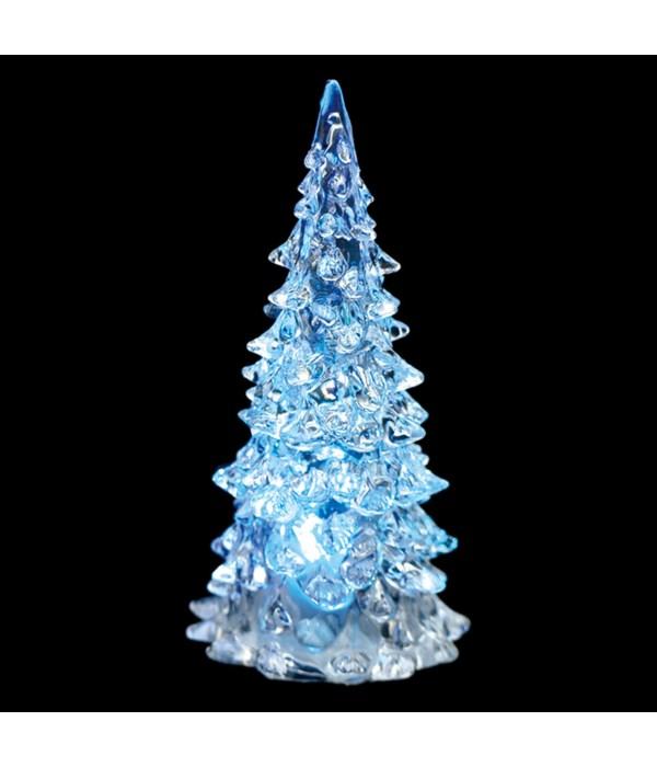 x'mas LED crystal tree 12/240s