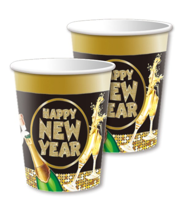9oz/10ct new year cup 24/144s