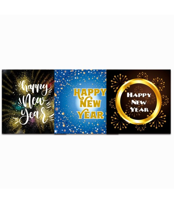 new year lunch napkin 24/144s