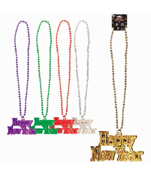 new year necklace 12/288s