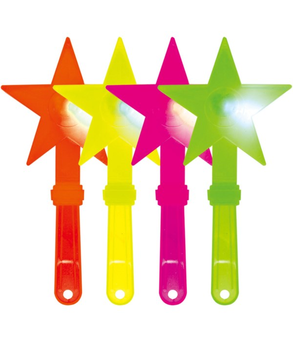 LED neon star wand 25/250s