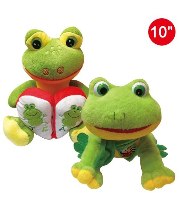 """10"""" frog mixed dsgn 24s"""