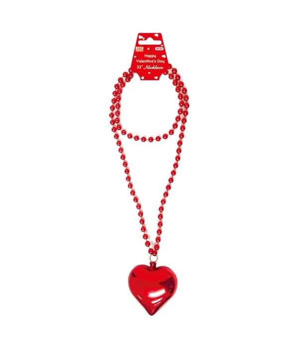 v-day necklace 24/144's