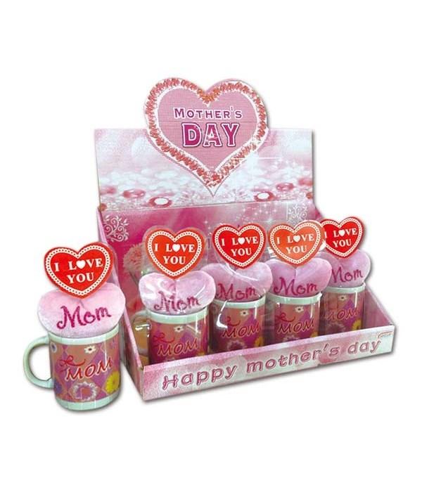 M-day heart+mug set 12/144s
