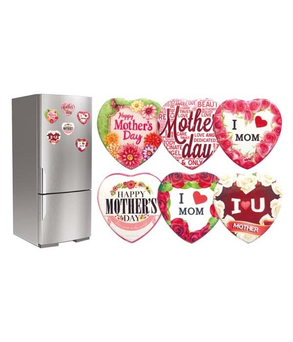 mother's day magnets 12/288's