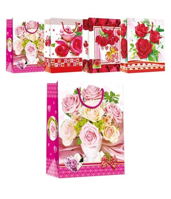 floral bag 16.7x22x6.5/SL 72s