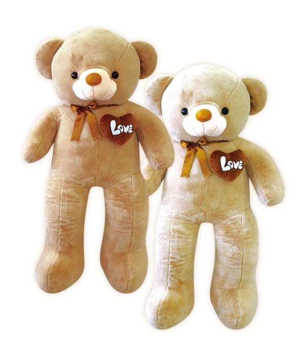 "50"" teddy bear astd clr 4s"