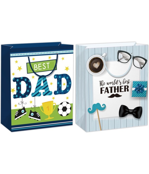 father's day gift bag 48s
