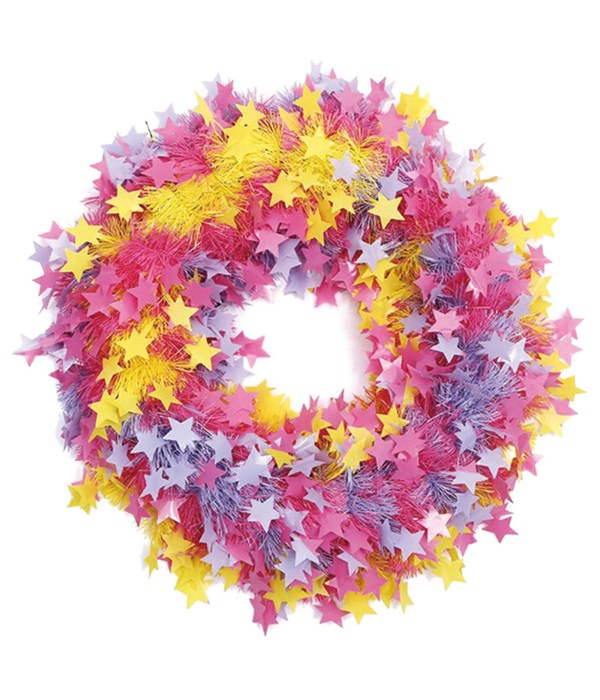 """16"""" easter wreath 48s"""