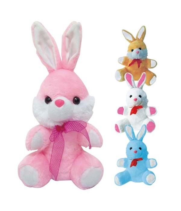 "10"" bunny astd clr 24s"