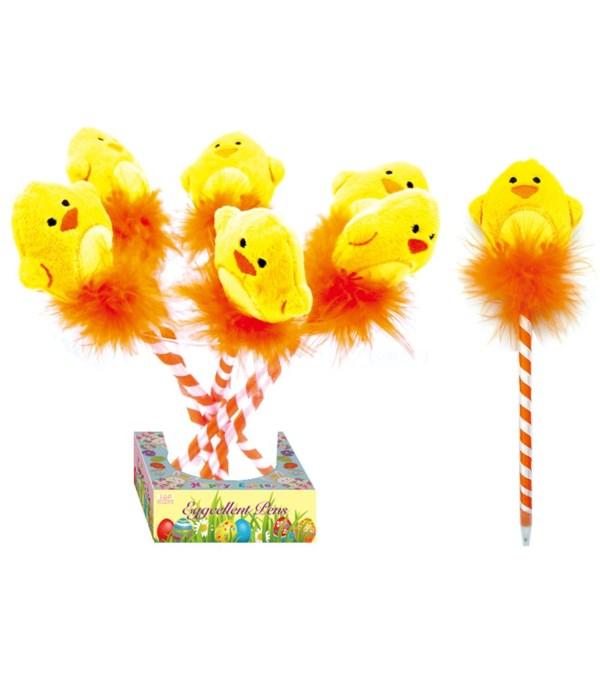 ball pen w/bb chicks 24/192s