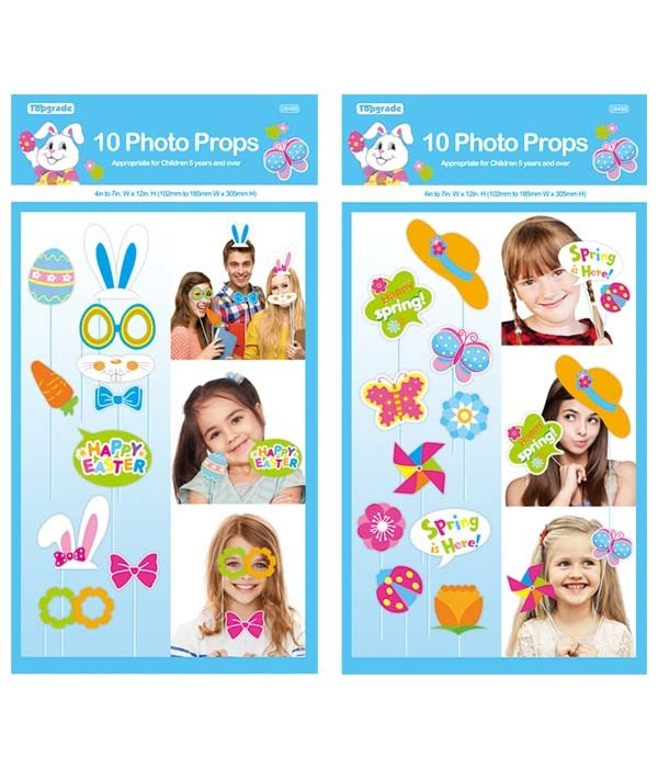 """10ct/12"""" spring photo props 48"""