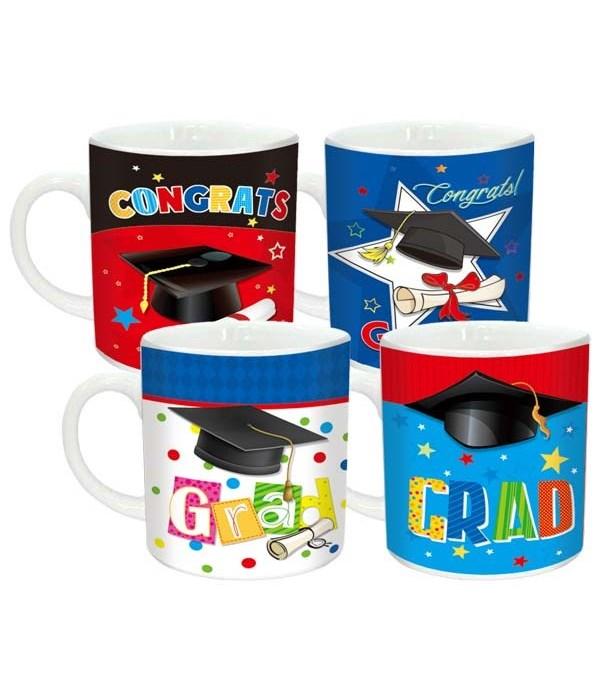 graduation day mug 12oz/48s