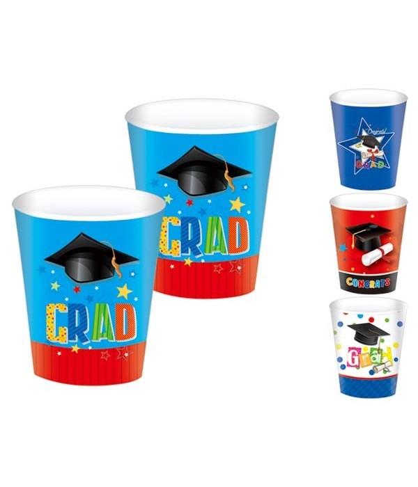 9oz/10ct paper cup grad 24/144