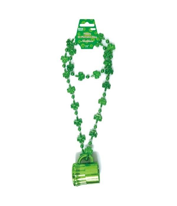 st.patrick's necklace 12/144's