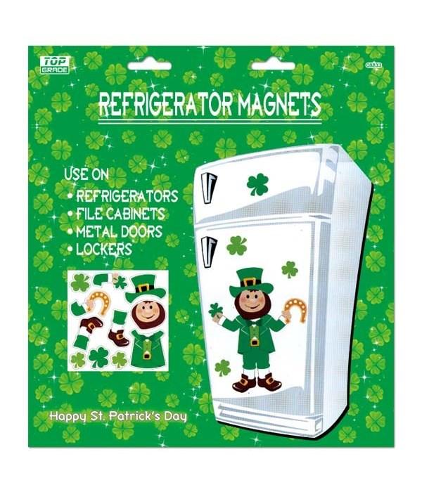 St.patric fridge magnets 48's