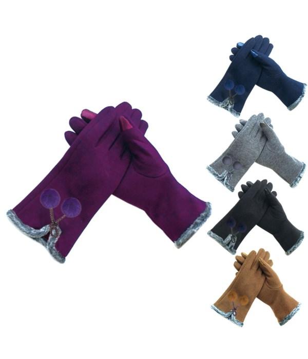 lady's gloves 12/144s