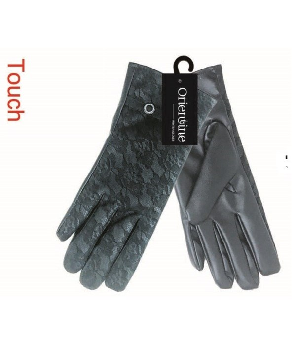 lady's touch gloves 12/72's