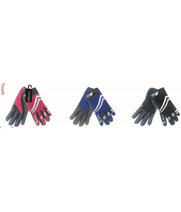 men's touch sport glove 12/144