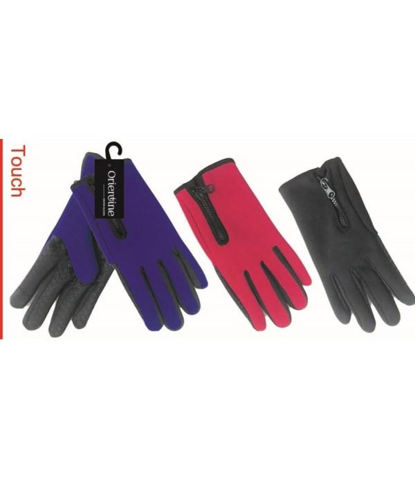 men's sport touch glove 12/72s