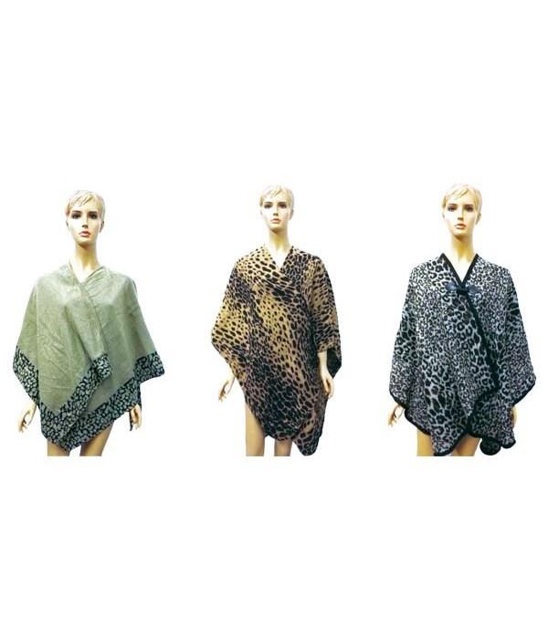 lady's woolen cloak 12/24s